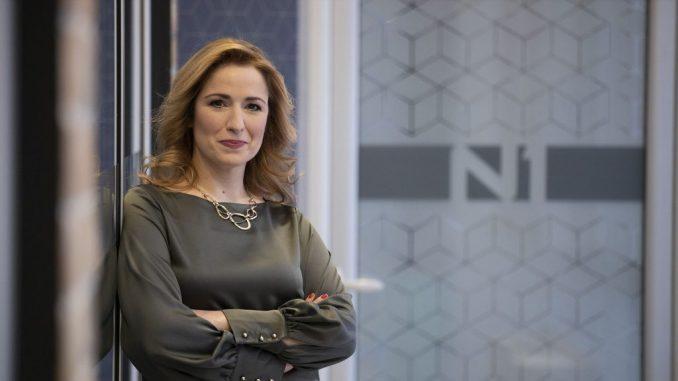 Ivana Konstantinović u timu N1 8
