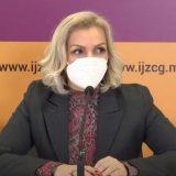Ministarka zdravlja CG predlaže uvođenje dodatnih ograničenja 6