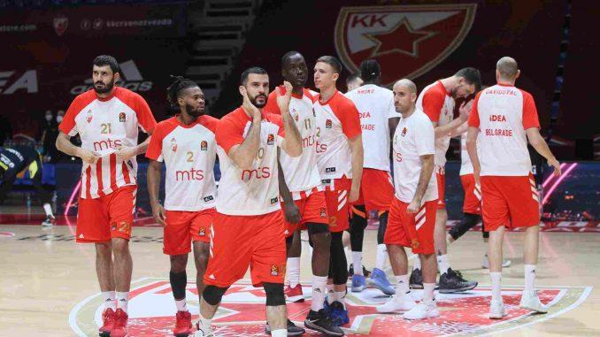 Poraz košarkaša Zvezde od Efesa u Istanbulu 1