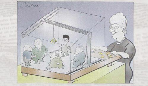 Prvi susret Karle del Ponte i Koštunice bio tema dana u svetu pre 20 godina 11