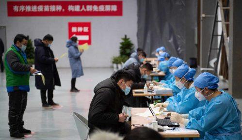 Vakcinacije se sprovode na veliko u Kini pre kineske Nove godine 12. februara 3