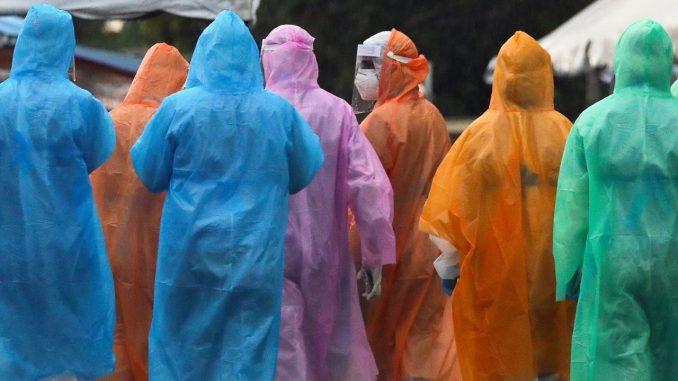U svetu od korona virusa umrlo više od 2,5 miliona ljudi 4