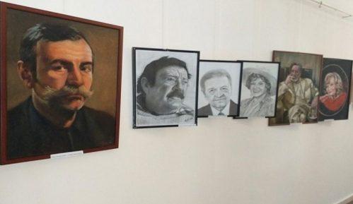Otvoren konkurs za izradu portreta poznatih glumaca 6
