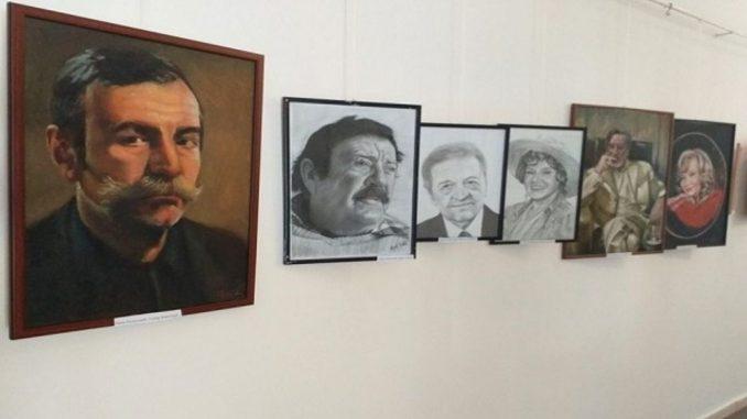 Otvoren konkurs za izradu portreta poznatih glumaca 4