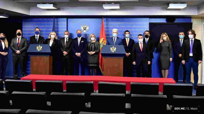 Novi ministri u Vladi Crne Gore prvi put prijavili imovinu 1