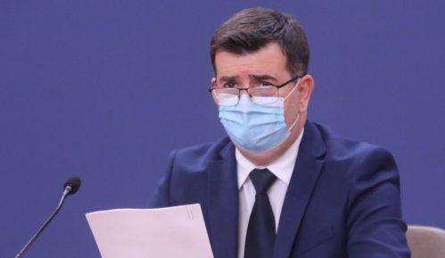 Đerlek: Popunjeni kapaciteti kovid bolnica, prijem u Beogradu moguć samo pri otpustu 3