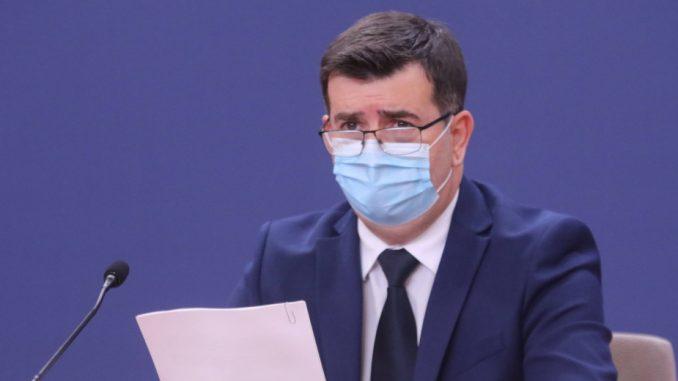 Đerlek: U Srbiji vakcinisano više od 42 odsto punoletnih 4
