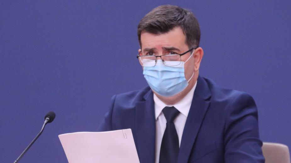 Đerlek: Danas ćemo preći 50 odsto vakcinisanih 15