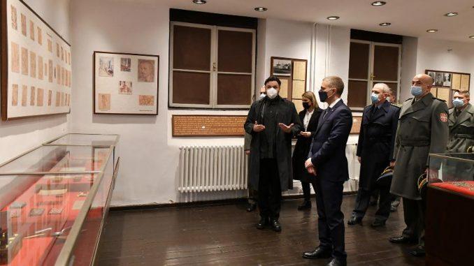 Stefanović: Važno je da deca obiđu Muzej Banjičkog logora i Staro sajmište 4