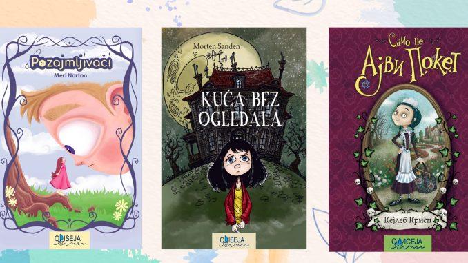 Prvi put Srbiji: Novi naslovi za najmlađe čitaoce 3