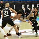 Partizan ubedljiv protiv Trenta na početku Top 16 faze 6