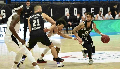 Partizan ubedljiv protiv Trenta na početku Top 16 faze 4