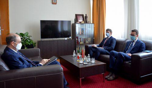 Petković sa ambasadorom Italije: Sve učestalija antisrpska retorika na Kosovu 2