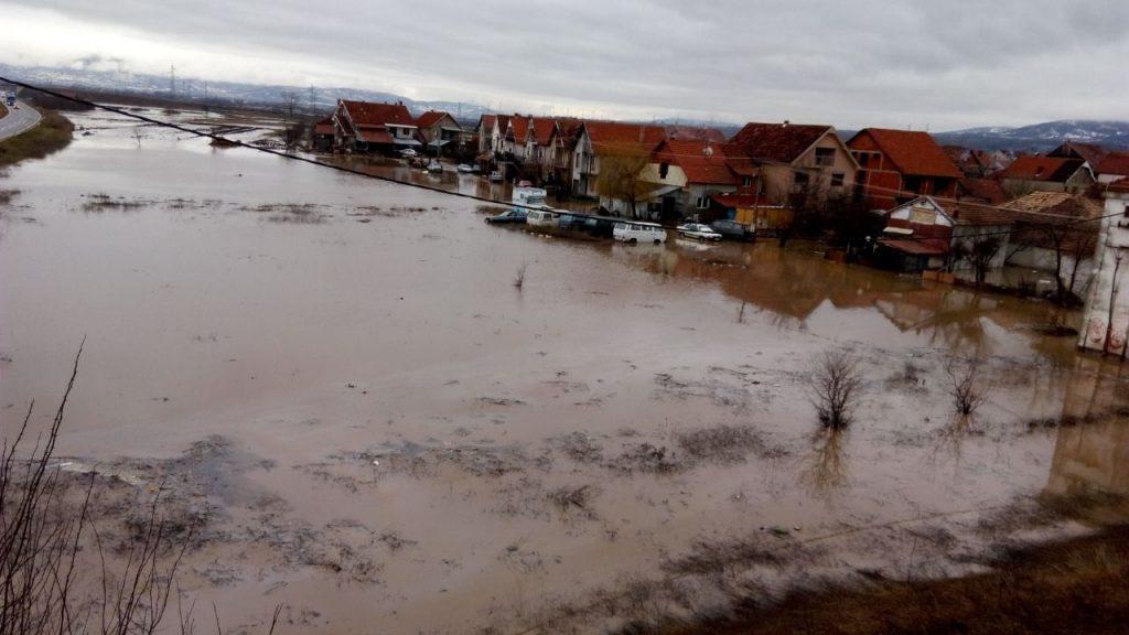 Bujične vode poplavile domaćinstva u pojedinim pirotskim naseljima 2