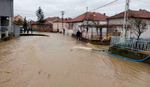 Bujične vode poplavile domaćinstva u pojedinim pirotskim naseljima 6