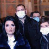 Supruga Olivera Ivanovića bojkotovala sednicu parlamenta zbog Milana Radoičića 10