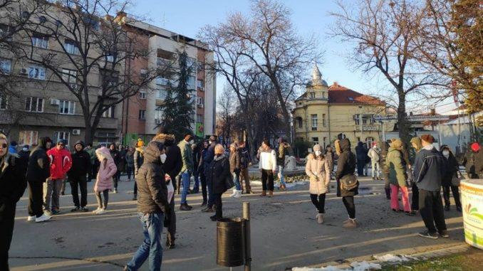 Četvrti protest Nišlija protiv bahate vožnje (VIDEO) 21