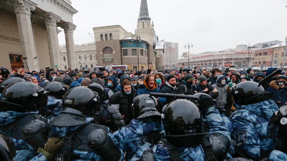 Supruga Navaljnog novčano kažnjena zbog učešća na protestu 1