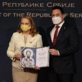 Prosvetnim radnicima i organizacijama uručene Svetosavske nagrade 9