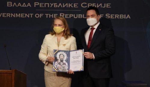 Prosvetnim radnicima i organizacijama uručene Svetosavske nagrade 7