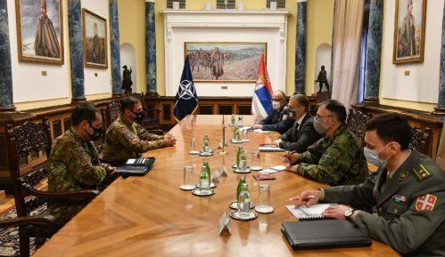 Stefanović: Kfor predstavlja jedinu legitimnu oružanu formaciju na Kosovu i Metohiji 9