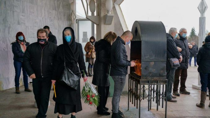 Episkop Atanasije sahranjen u Trebinju 1
