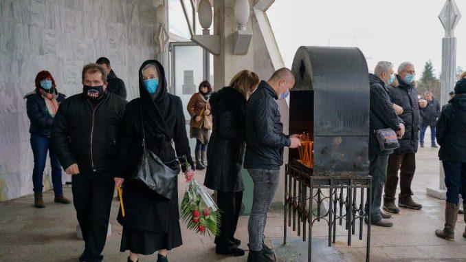 Episkop Atanasije sahranjen u Trebinju 2