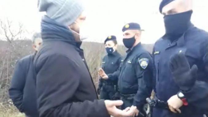 Hrvatska policija sprečila evropske parlamentarce da provere tretman migranata na granici sa BiH 4