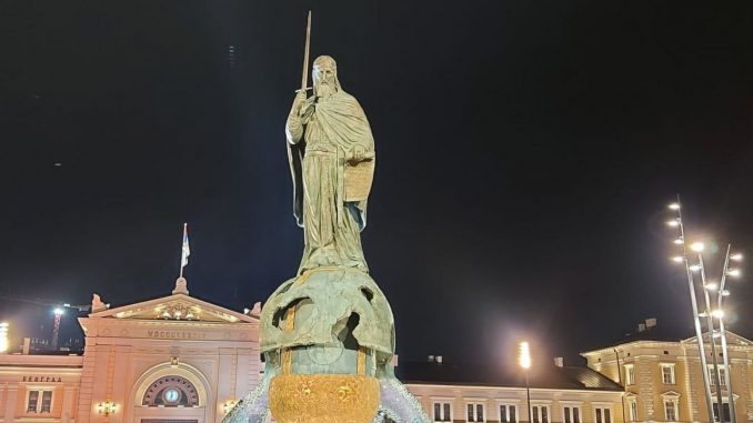 Svečano otvaranje spomenika Stefanu Nemanji (FOTO, VIDEO) 4