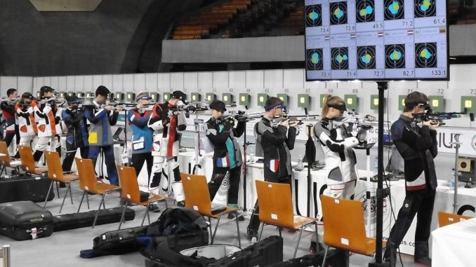 Otkazano Evropsko prvenstvo vazdušnim oružjem u Lohji 3