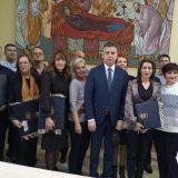 Uručena priznanja prosvetnim radnicima Pirota ''Sveti Sava'' 2