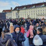 Demonstracije protiv restriktivnih mera u Beču 6
