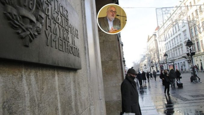 Ko linčuje predsednika SANU? 4