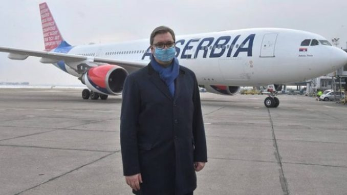 Vučić: Danas rekordan broj vakcinisanih, više od 40.000 1