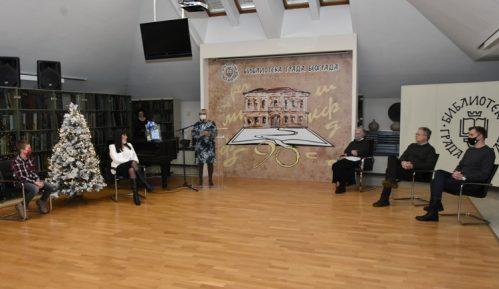 Biblioteka grada Beograda obeležila 90 godina postojanja 11