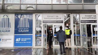 Kako izgleda vakcinacija na Beogradskom sajmu? (FOTO) 5