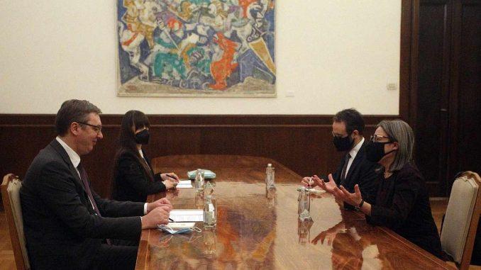 Vučić: Nadam se da će Portugalija staviti akcenat na proširenje EU na Zapadni Balkan 4