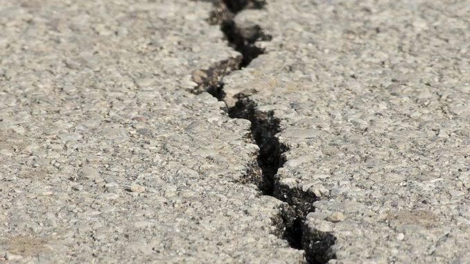 Novi potres kod Petrinje 1