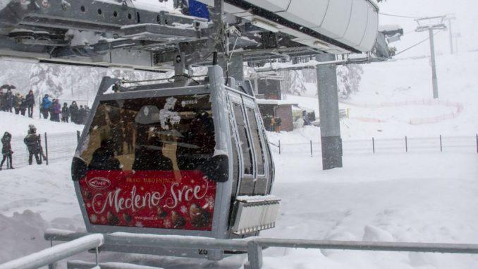 Na Zlatiboru, tokom zimskog raspusta, boravilo dnevno 30.000 gostiju 12