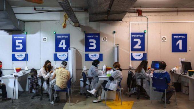 U Izraelu počela vakcinacija tinejdžera od 16 do 18 godina 1