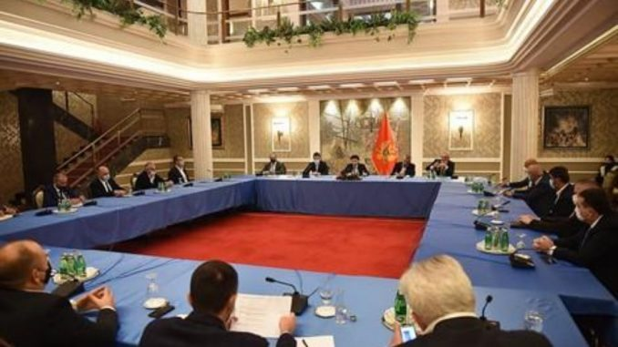 Abazović sa crnogorskim privrednicima: Vlada otvorena za svaki fer biznis 1