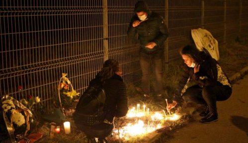 Nišlije na mestu pogibije pešaka protestovale zbog bahatih vozača 12