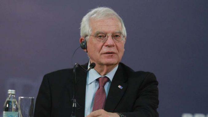 Borel sutra podnosi izveštaj o dijalogu Beograda i Prištine šefovima diplomatija EU 5