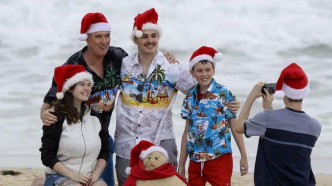 Korona virus na plažama u Sidneju, država spora 1