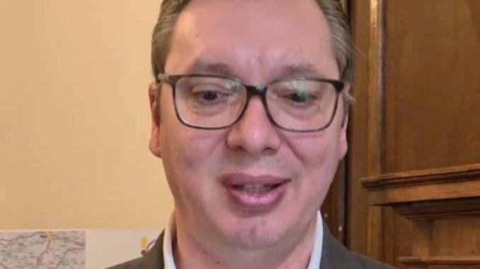Vučić: Vakcinisano više od 13.000 ljudi 1