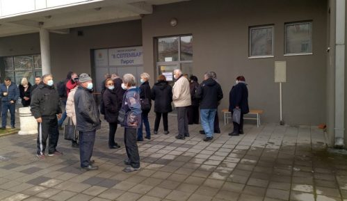 Obuhvat vakcinacijom u Pirotskom okrugu 32 odsto 1