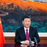 Si Đinping na Svetskom ekonomskom forumu za multilateralizam i jednaka prava 3