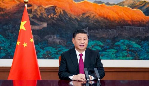 Si Đinping na Svetskom ekonomskom forumu za multilateralizam i jednaka prava 11