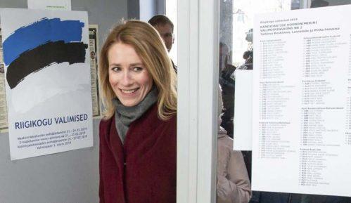 Estonija dobija prvu premijerku posle dogovora dve najveće stranke 1