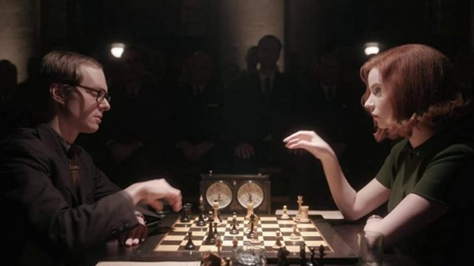 "Tajna popularnosti serije ""Damin gambit"" 1"